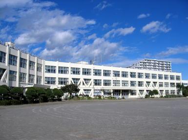 市 小学校 昭島